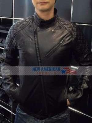 Diamond Dogs Metal Gear Black Jacket
