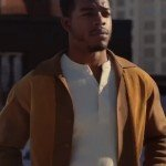 Alonzo Fonny Hunt If Beale Street Could Talk Brown Jacket