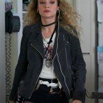 Amalia Williamson Norther Rescue Suede Leather Jacket