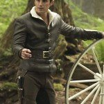 Andrew J. West Once Upon a Time Leather Jacket
