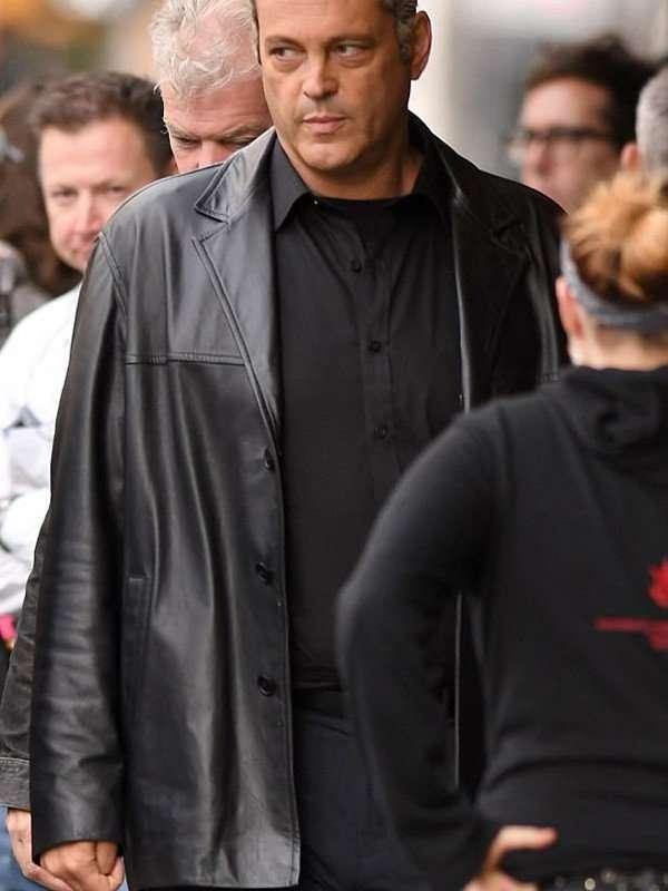 Anthony Lurasetti Dragged Across Concrete Leather Jacket'