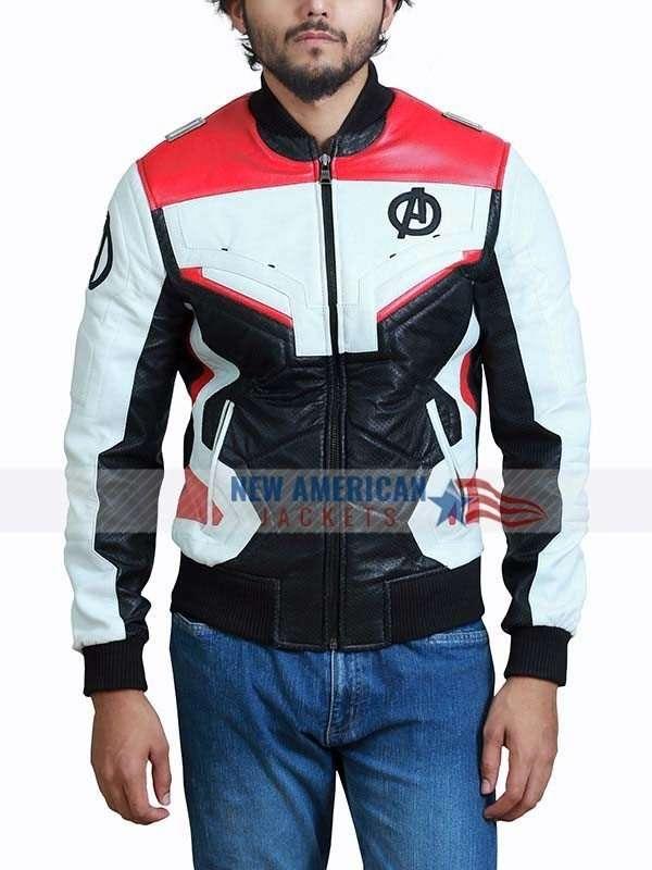 Avengers Endgame Costume Jacket