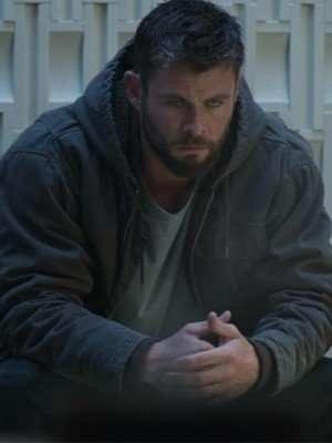Chris Hemsworth Avengers Endgames Thor Cotton Jacket