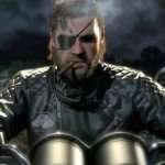 Big Boss Metal Gear Solid 5 Diamond Dogs Leather Jacket