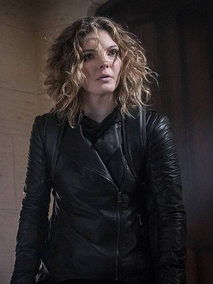 TV Series Gotham Camren Bicondova Leather Jacket
