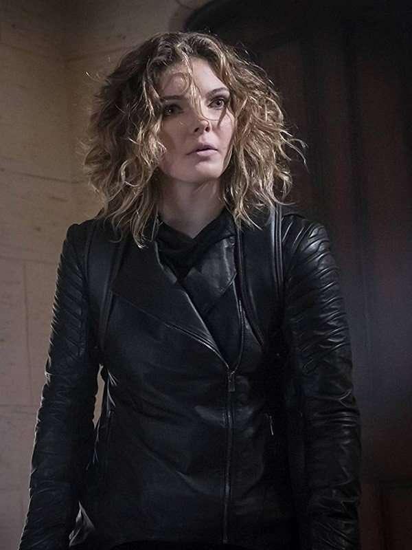 Camren Bicondova Jacket from Gotham