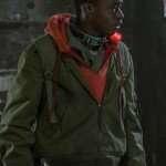 Captive State Gabriel Drummond Cotton Jacket