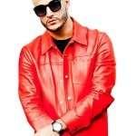 DJ Snake Red Jacket