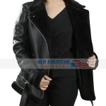Dakota Johnson Black Jacket
