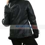 Dakota Johnson Leather Jacket