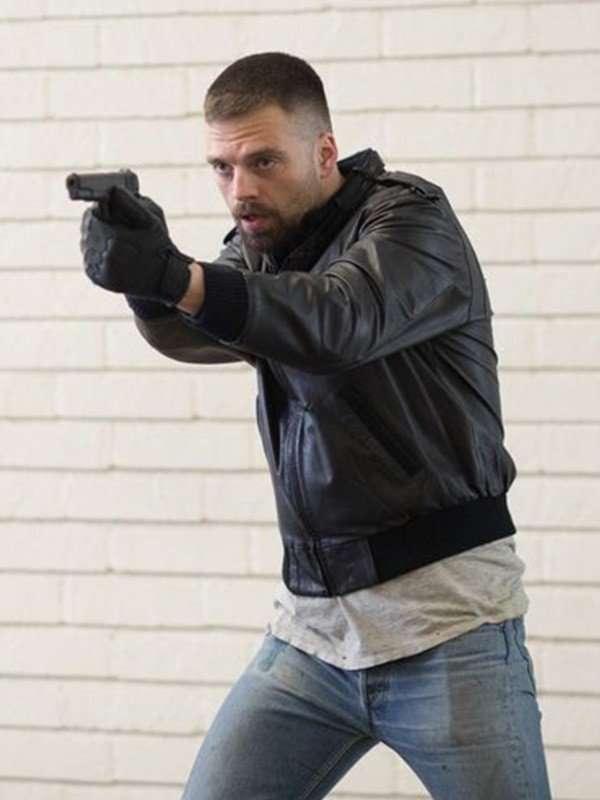 Destroyer Chris Black Jacket