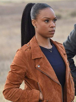 Lethal Weapon Michelle Mitchenor Leather Jacket