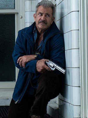Mel Gibson Dragged Across Concrete Jacket