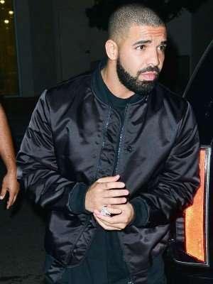 Drake Bomber Jacket
