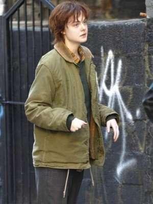 Ray Green Jacket