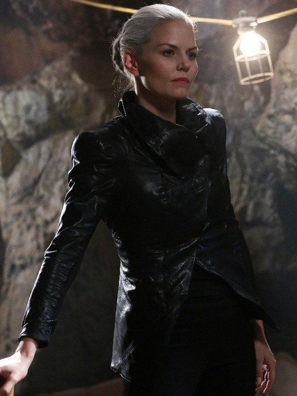 Emma Swan Once Upon a Time Black Jacket