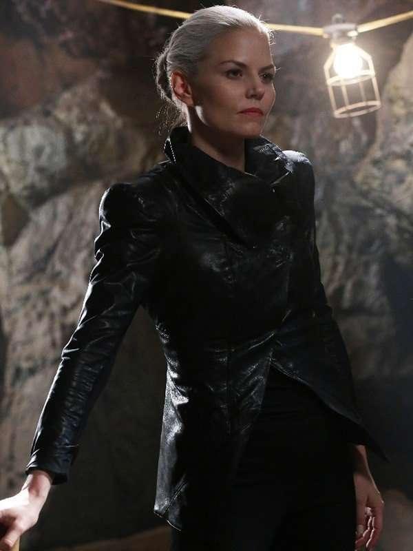 Emma Swan Once Upon a Time Black Jacket
