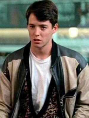Matthew Broderick Ferris Bueller's Day Off Jacket