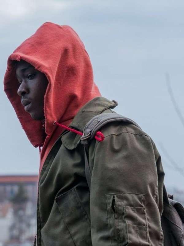 Gabriel Drummond Green Jacket