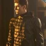 Gotham Bruce Wayne Black Jacket
