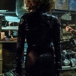 Gotham Cameron Bicondova Black Jacket