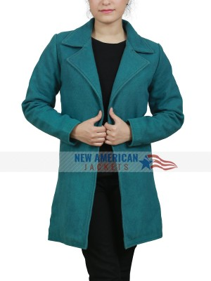 TV Series You Guinevere Beck Wool Blazer