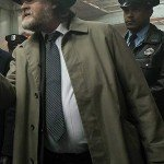 Harvey Bullock Gotham Donal Logue Cotton Long Coat