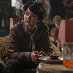 Chilling Adventures of Sabrina Lachlan Watson Leather Jacket