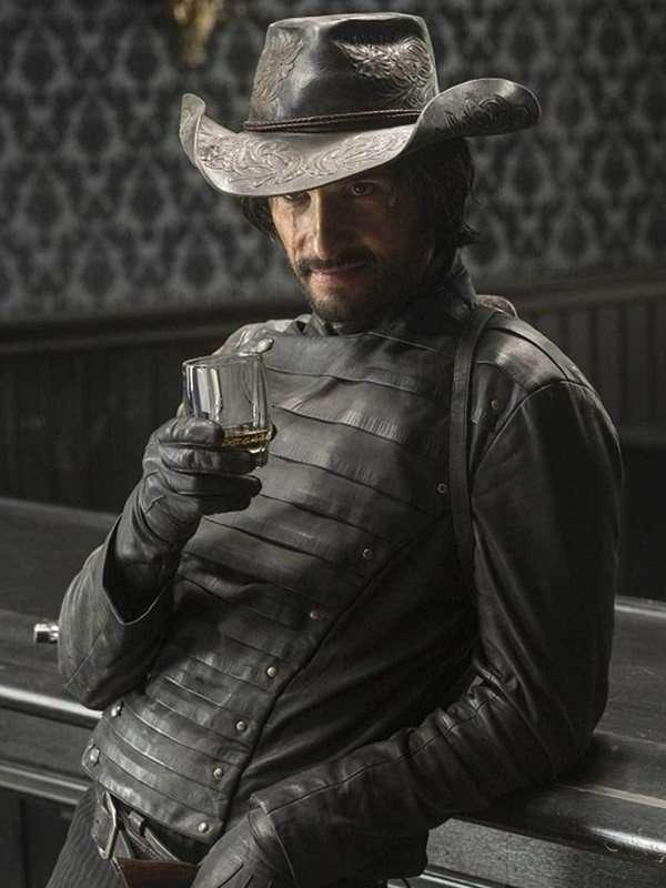 Hector Escaton Westworld Black Jacket