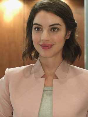 Once Upon a Time Adelaide Kane Pink Cotton Jacket
