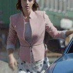 Ivy Belfrey Pink Jacket