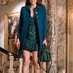 Ivy Pepper Gotham Maggie Geha Wool Coat
