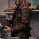 Jason Statham Brown Leather Jacket