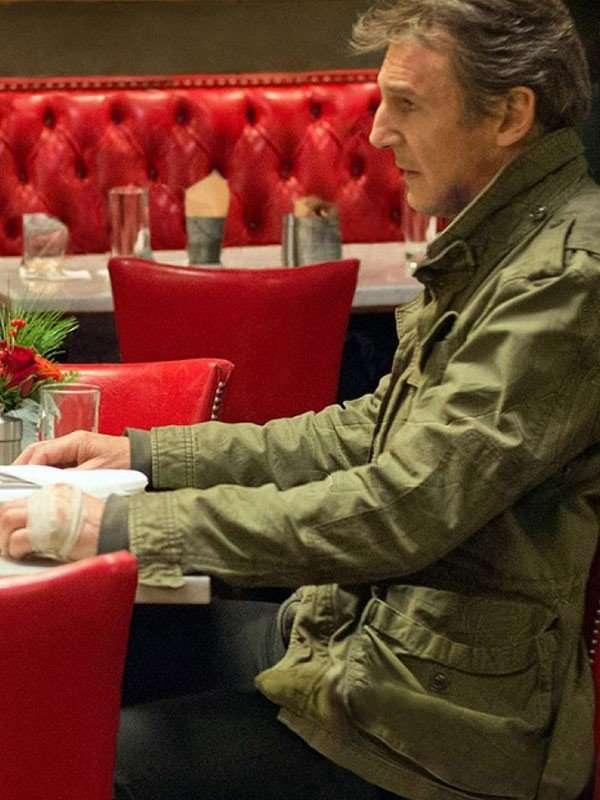 Jimmy Conlon Green Jacket