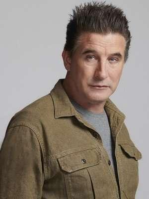 William Baldwin Northern Rescue TV Series Cotton Jacket