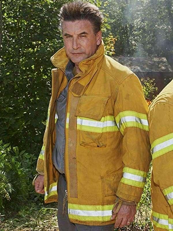 John West Northern Rescue William Baldwin Jacket