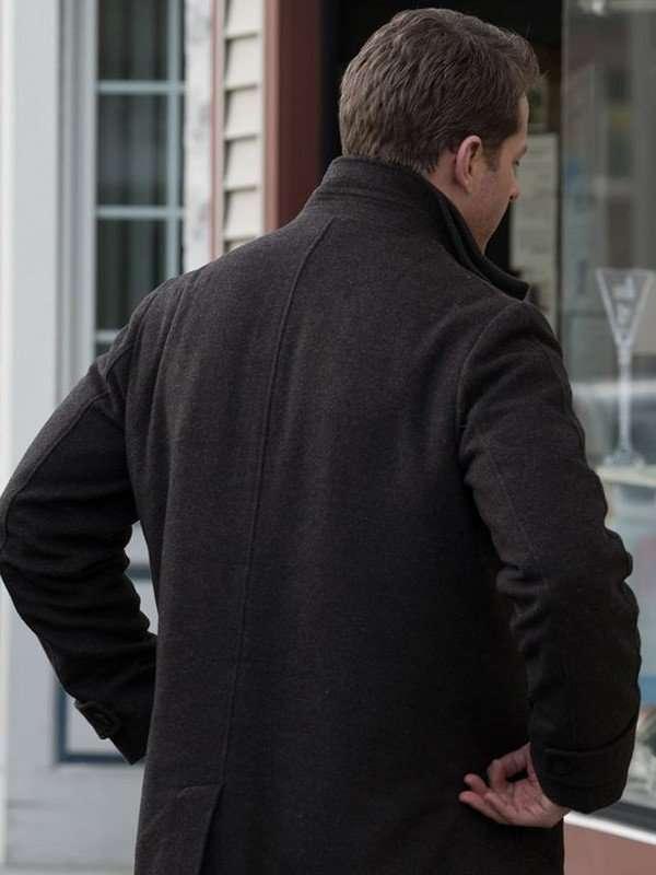 Josh Dallas Manifest Wool Jacket