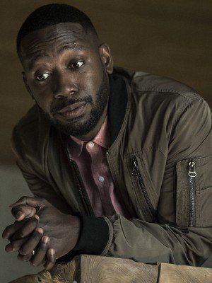 Lamorne Morris Bomber Jacket from Game Night