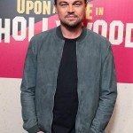 Leonardo DiCaprio Once Upon a Time In Hollywood Bomber Jacket