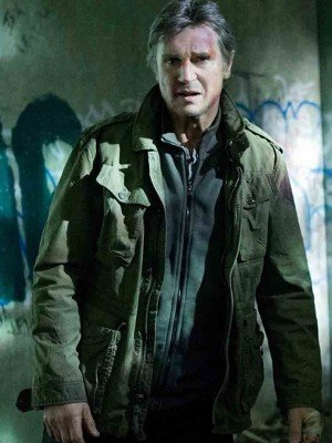 Jimmy Conlon Run All Night Green Cotton Jacket