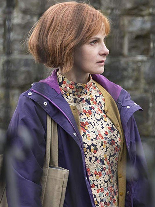 Louise Brealey A Discovery of Witches Cotton Jacket