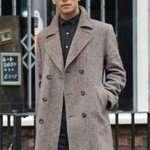 Luke Pasqualino Wool Coat