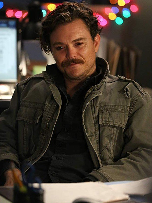 Martin Riggs Lethal Weapon Cotton Jacket