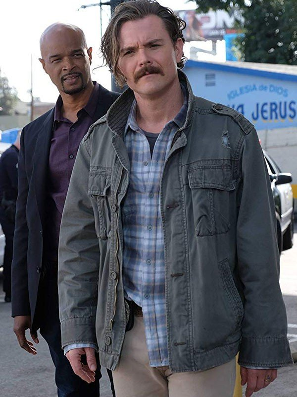 Martin Riggs Lethal Weapon Jacket