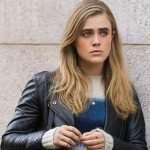 Melissa Roxburgh Manifest Black Leather Jacket