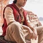 Mena Massoud Aladdin Hooded Cotton Vest