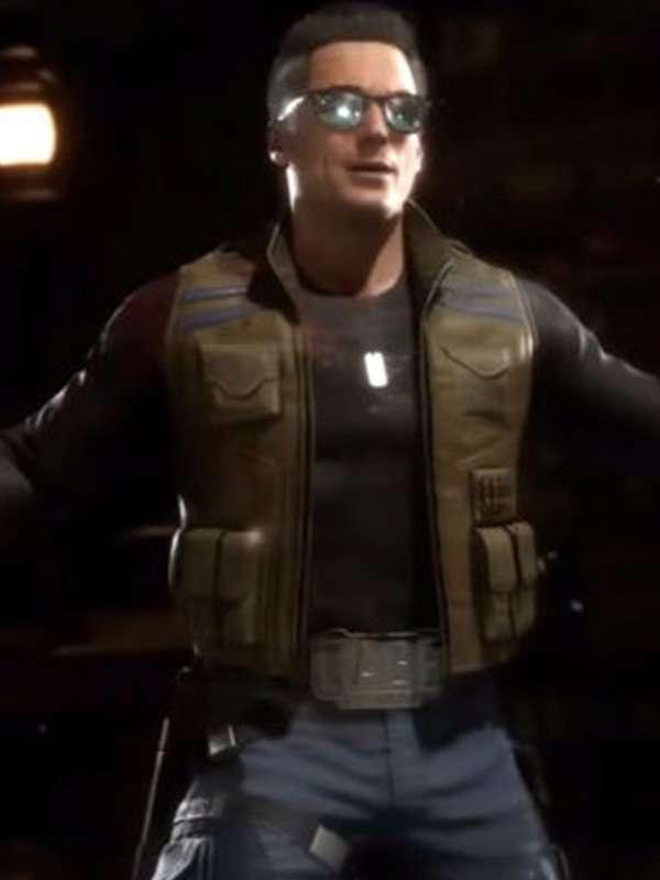 Mortal Kombat 11 Johnny Cage Vest