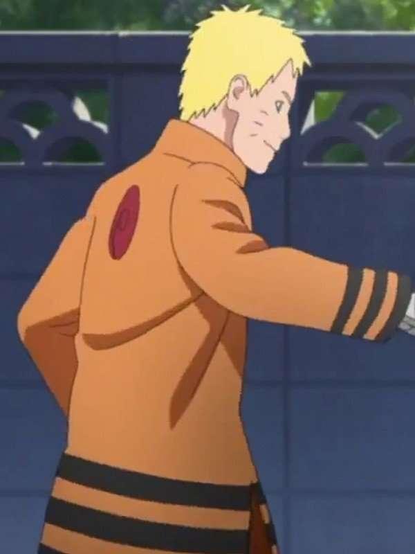 Naruto Cosplay Jacket