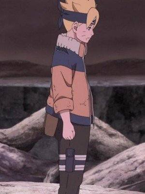 Buroto Naruto Next Generation Naruto Jacket