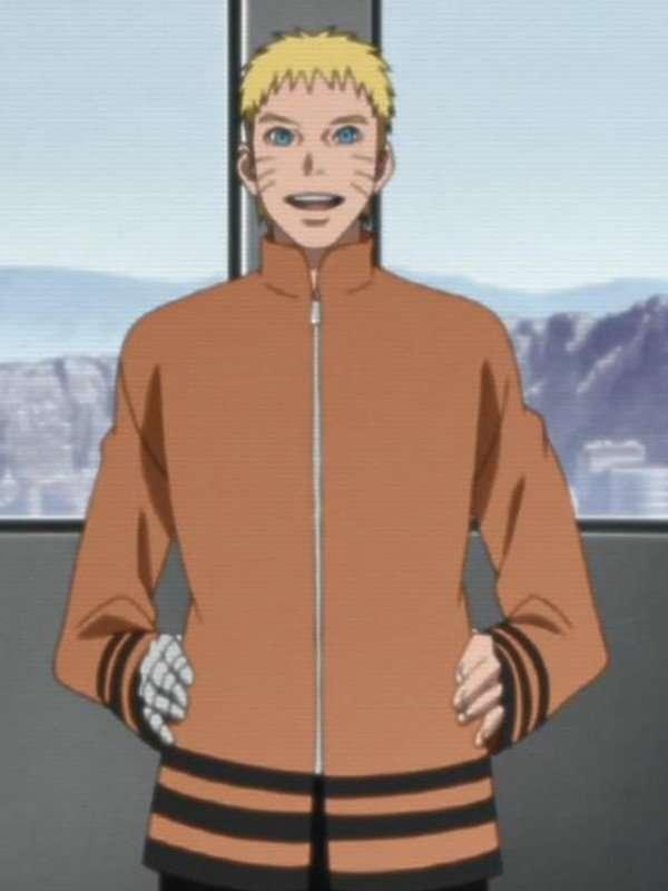 Naruto Hokage Boruto Naruto Next Gen Cotton Jacket